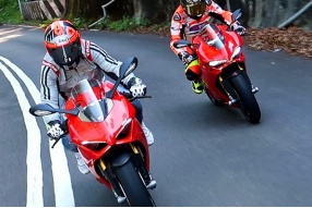 2018 DUCATI PANIGALE V4S & PANIGALE 1299 S-強勁加速力