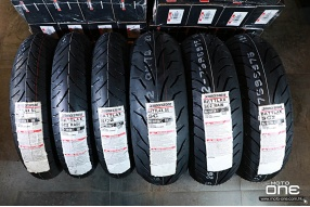 BRIDGESTONE SC2及SC2 RAIN高性能綿羊輪胎 - 設計源自同廠的S21與T31街胎