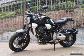 2018 HONDA CB1000R [Neo Sports Cafe] - HONDA新一代旗艦NK街車抵港
