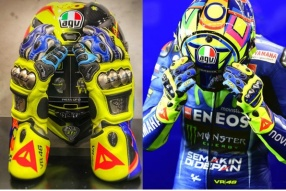 DAINESE FULL METAL 6 REPLICA VR46手套現已抵港!