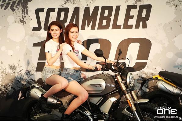 Ducati Scrambler 1100 強勢升級登陸香港
