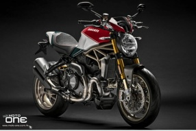 2019 Ducati Monster 1200 25 Anniversario-精美25週年版