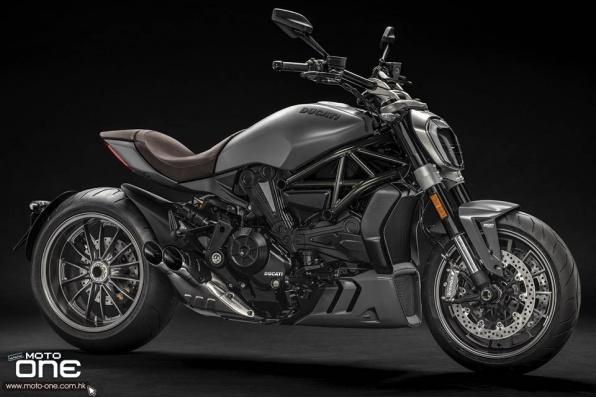 2019 Ducati XDiavel-S 啞面混凝土灰新色登場