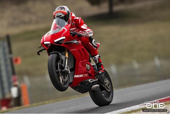 2019 Ducati Panigale V4 R—221hp馬力,新增Motogp定風翼