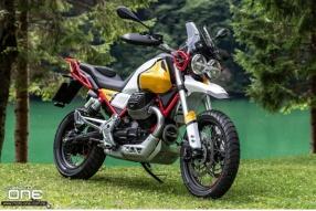 2019 MOTO GUZZI V85 TT 全地域......縱橫無盡