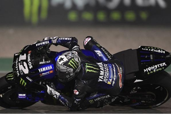 維那勒斯(Maverick VIÑALES)頭位起步-2019 MotoGP揭幕戰排位賽