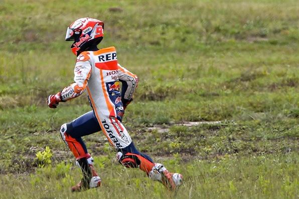 2019 MotoGP阿根廷排位賽成績-馬坤斯頭車起步