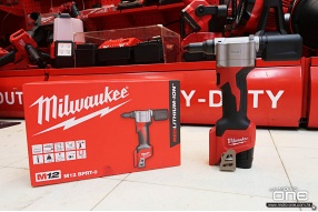 MILWAUKEE M12 BPRT-0 - 12伏特拉釘槍