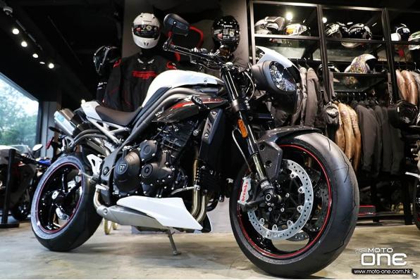 2019 Triumph Speed Triple RS - 新世代高科技NK街車