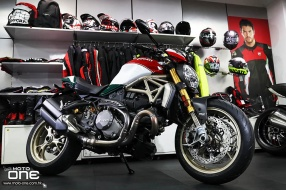 2019 Ducati Monster 1200 25 Anniversario-精美25週年版抵港