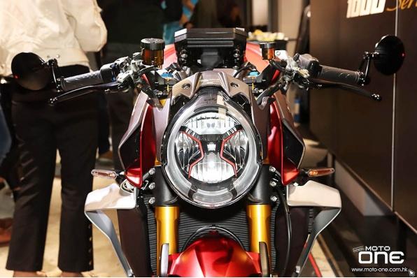 2020 MV Agusta Brutale 1000 Serie Oro 可能是世界上最「炸」的量販Naked Bike