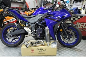 YZF-R3 GP-PERFORAMCE Carbon HK$6,280 銀星摩托