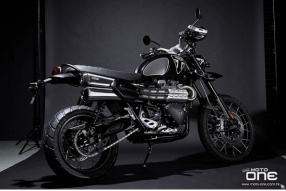 2020 Triumph Scrambler 1200 Bond Edition-占士邦特別版