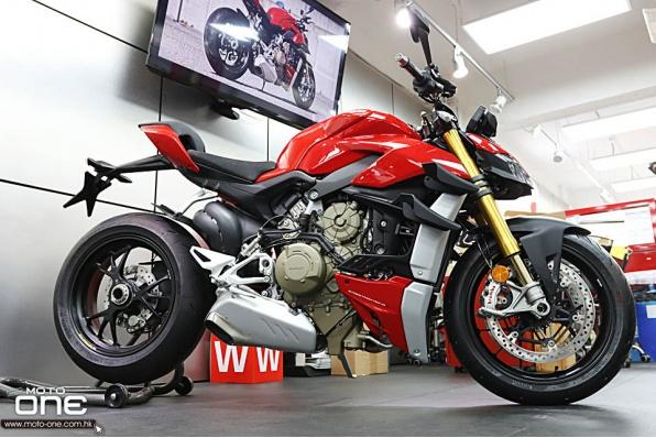 2020 Ducati Streetfighter V4S - 力大無窮的街頭戰士抵港