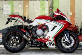 MV Agusta - F3 800 RC Limited Edition - CORSA MOTORS優質易手車