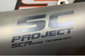 SC-PROJECT鈦合金消聲器抵港(HONDA CBR1000RR-R)