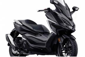 新款Honda Forza 350-更大排氣量(新車速報)