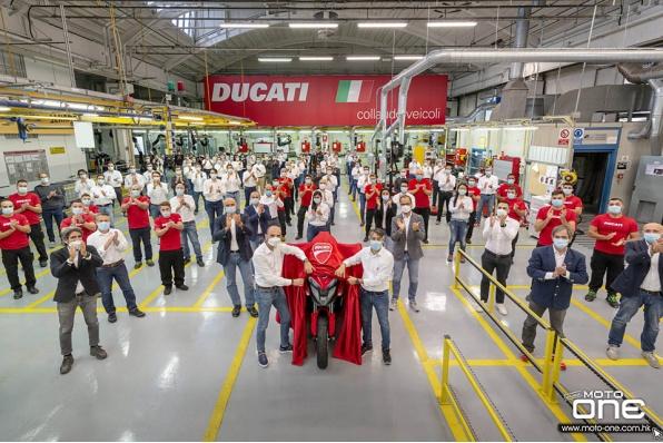 DUCATI Multistrada V4-跑車級多用途旅行車