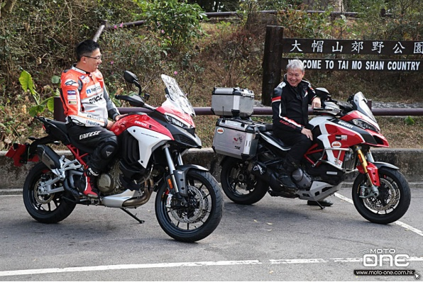 2021 Ducati Multistrada V4S 經驗用家試駕感受
