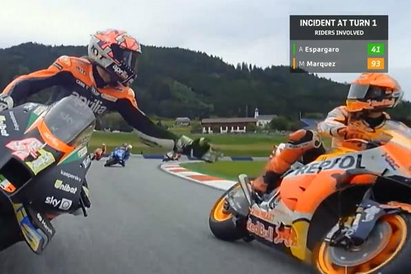 再怪馬坤斯已毫無意義(2021 MotoGP奧地利站-第十回合)