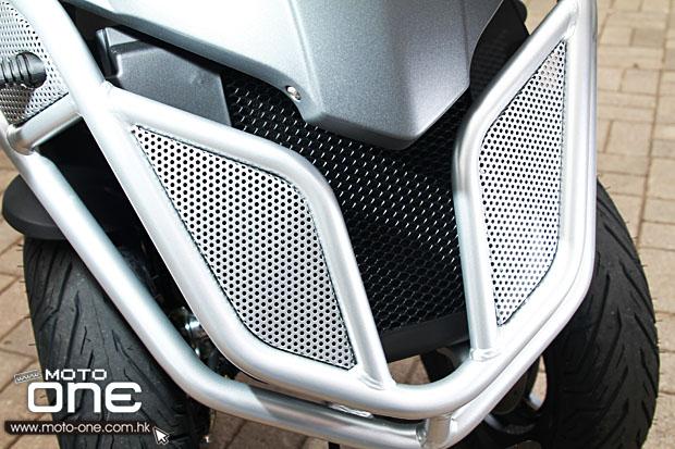 2014 Gilera Fuoco 500ie LT