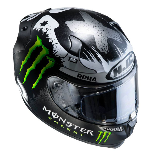 2014 HJC RPHA 10 PLUS Lorenzo 200 GP