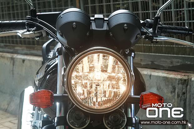 2014 Honda CB400SF VTEC Revo