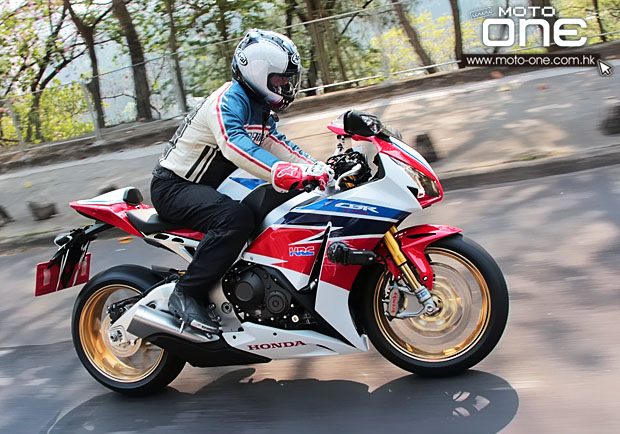 2014 Honda CBR1000RR SP HRC TEST