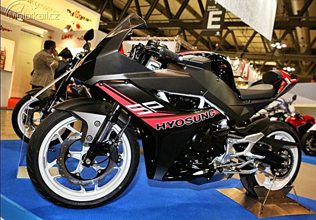 Hyosung GD250R SPORTS VER