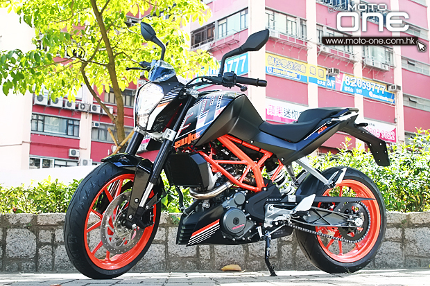 2014 KTM 390 Duke ABS arrived