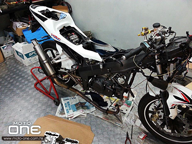 2014 MSX125 ZOOMER-X CBR150R bore-up kit