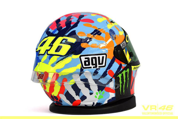 2014 ROSSI AGV GpMisano