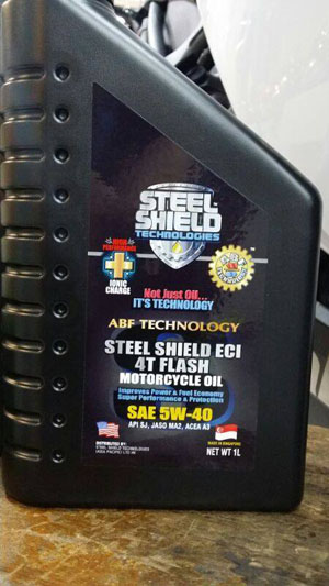 Steel Shield 5w-40