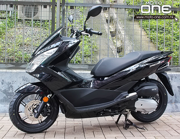2014 honda pcx 150_arrived