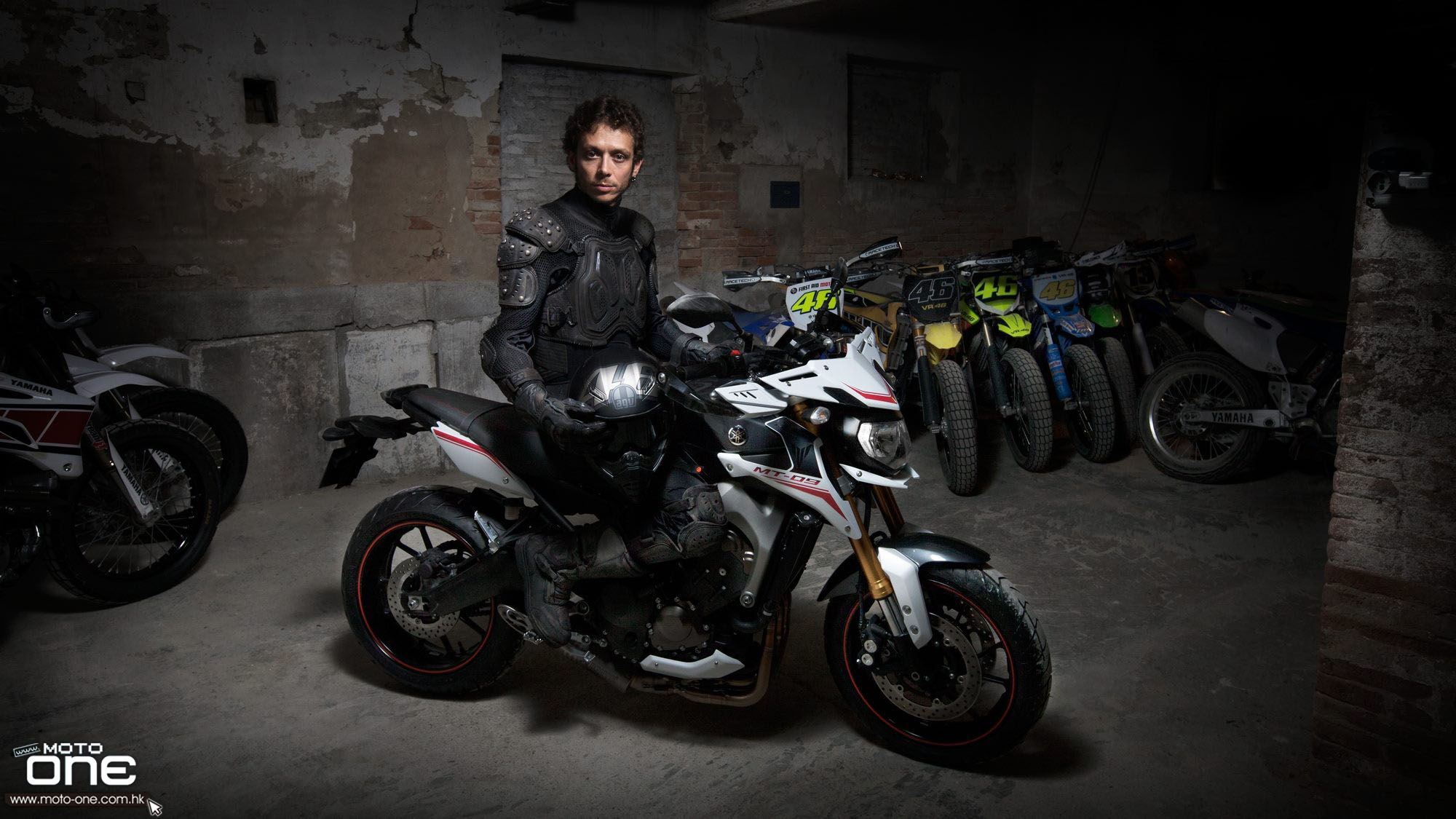 2014 yamaha mt 09 street rally. Black Bedroom Furniture Sets. Home Design Ideas