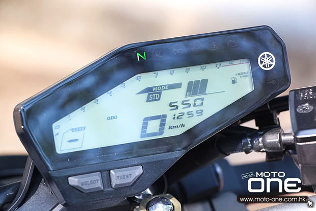 2014 yamaha mt-09 test moto-one.com.hk