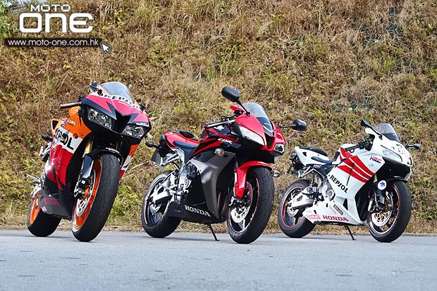 HONDA CBR600RR Series