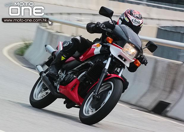 honda mvx 250f & MV agusta F3 675