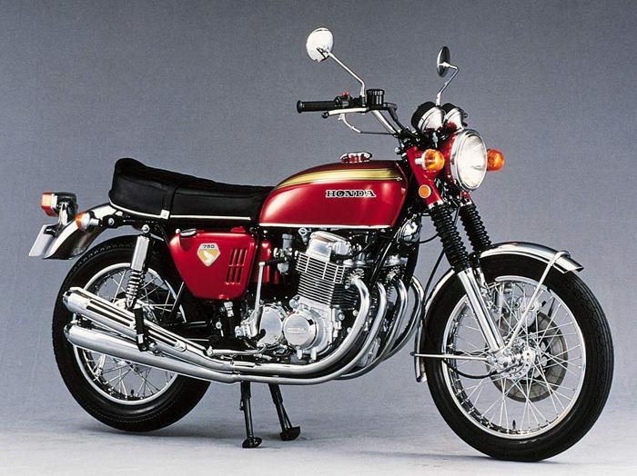 1969 HONDA CB750F