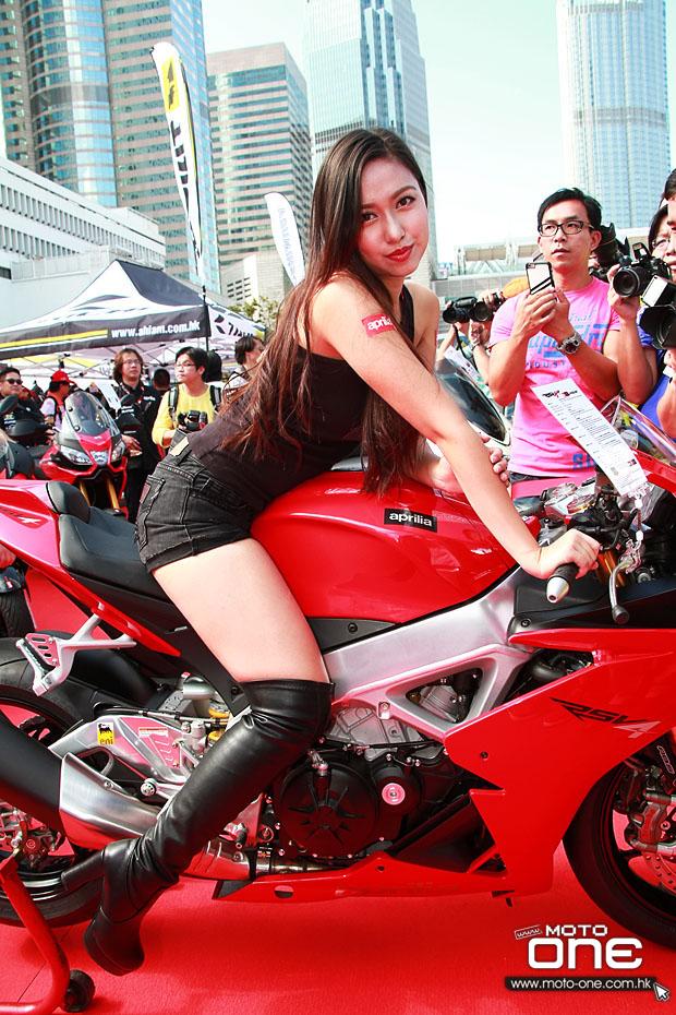 2014 HKshow girls