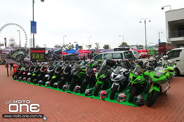 2014 MOTORCYCLE SHOW HK