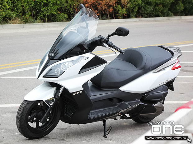 2014 kymco downtown 300i ABS
