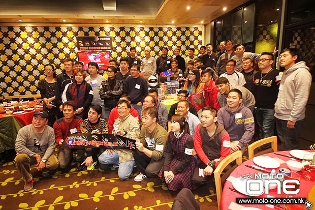2014 KYMCO SCOOTERS CLUB HK