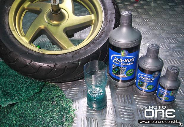 2014 anti rust tire seatant