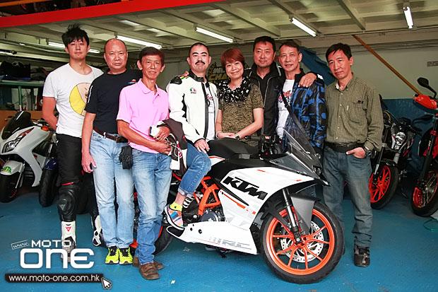 2015 KTM RC390 ABS