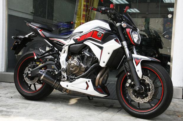 Corsa Motors MT-07