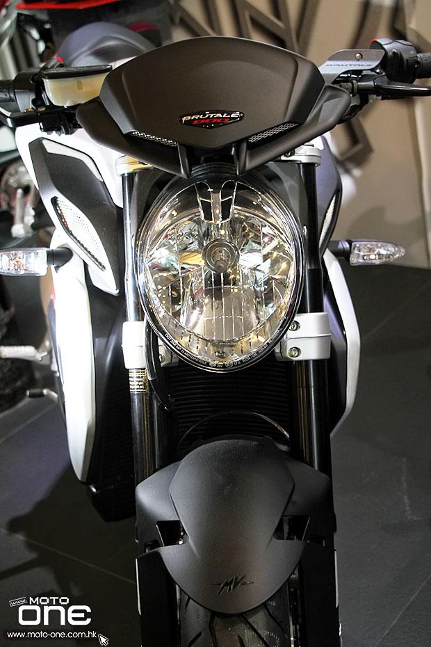 2015 MV Agusta Brutale 800 ABS