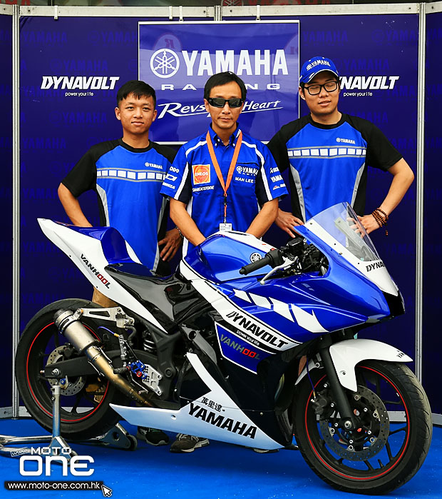 2015 YAMAHA MLT RACING TEAM
