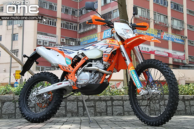 2015 KTM EXC-F 350 Factory Edition