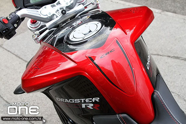 2015 MV AGUSTA BRUTALE DRAGSTER 800RR